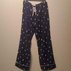 LOVE by Gap Penguin Pajama Pants NWT
